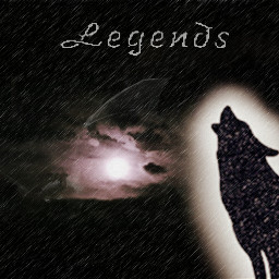 fullmoon night creatures legend myedit