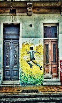 reedit maradona door buenosaires streetphotography