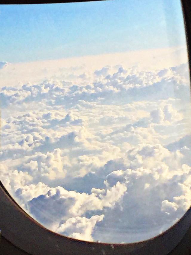 Beautiful clouds, Sky is art