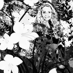 flower gardens floral freetoedit