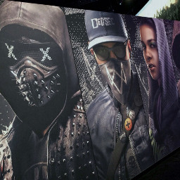watchdogs2 videogame characters dedsec hackers