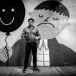 freetoedit streetphotography blackandwhite newyork streetart