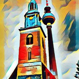 architecture church radiotower photographymyown magiceffect