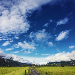wppsky sky blue green summer