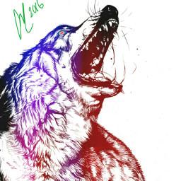 wolf inspiration savage badass