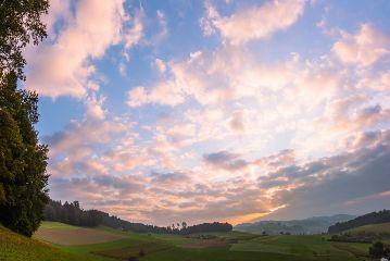 freetoedit sunrise love clods colourful