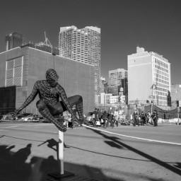 freetoedit photography comic newyork blackandwhite