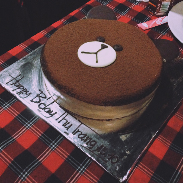 Happy birthday to me :)