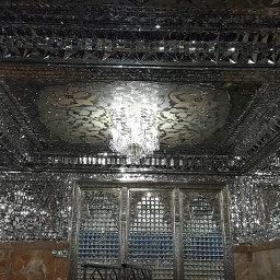 photo iran mashhad tomb hor_ameli_tomb