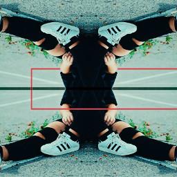 freetoedit mirror simple minimalistic