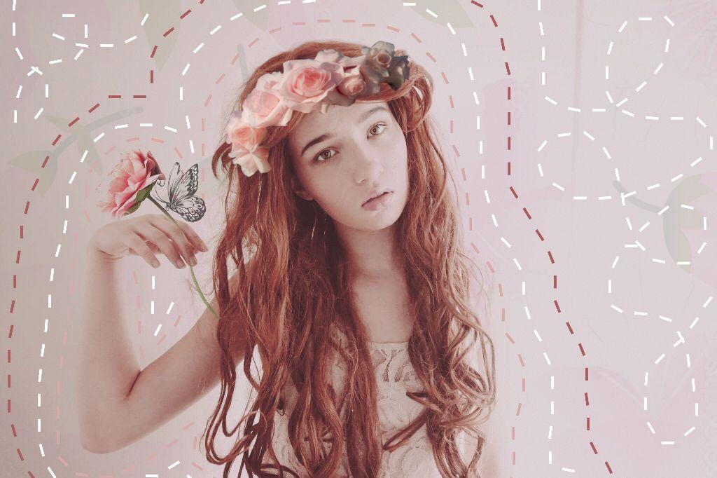 #FreeToEdit #remix #flowers