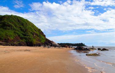 patnembeach goa beach sky photography