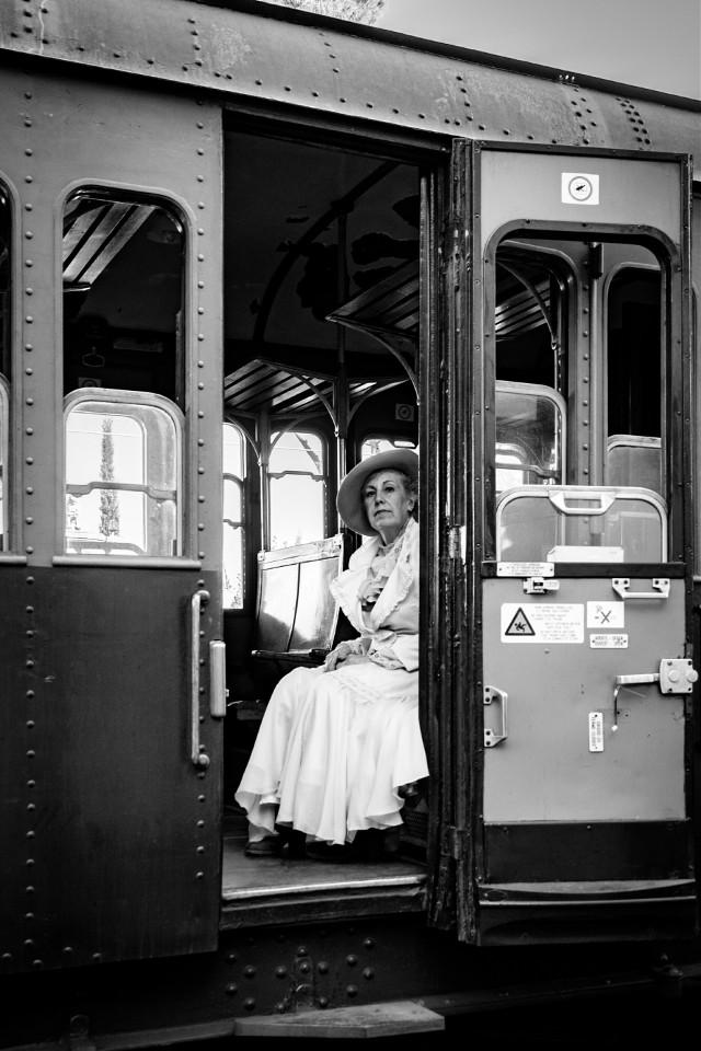 #blackandwhite  #monochrome  #train  #vintage  #street  #streetphotography  #italy