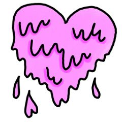 heart slime freetoedit interesting
