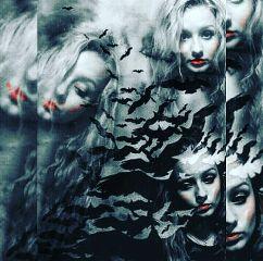 emotions woman beautiful surrealism surrealistic