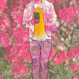 freetoedit remixme fromthegarden frommygarden flowers