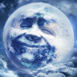 moon moonlight full moonnight the