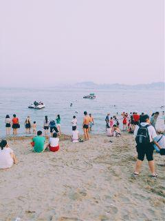 beach people 面朝大海 xia