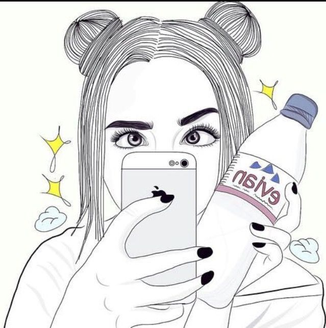 Freetoedit Tumblr Tumblrgirl Evian Iphone Selfie Girl