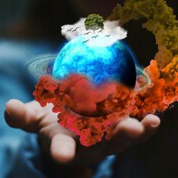 freetoedit planet clipart remix remixoftheday