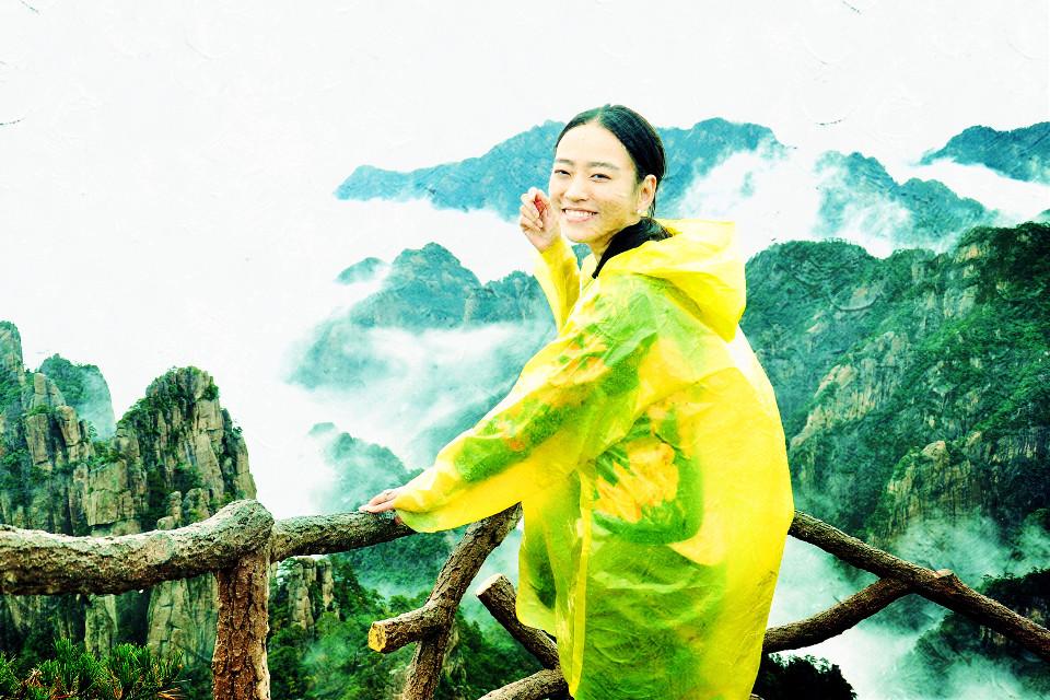 Huang Shan #FreeToEdit
