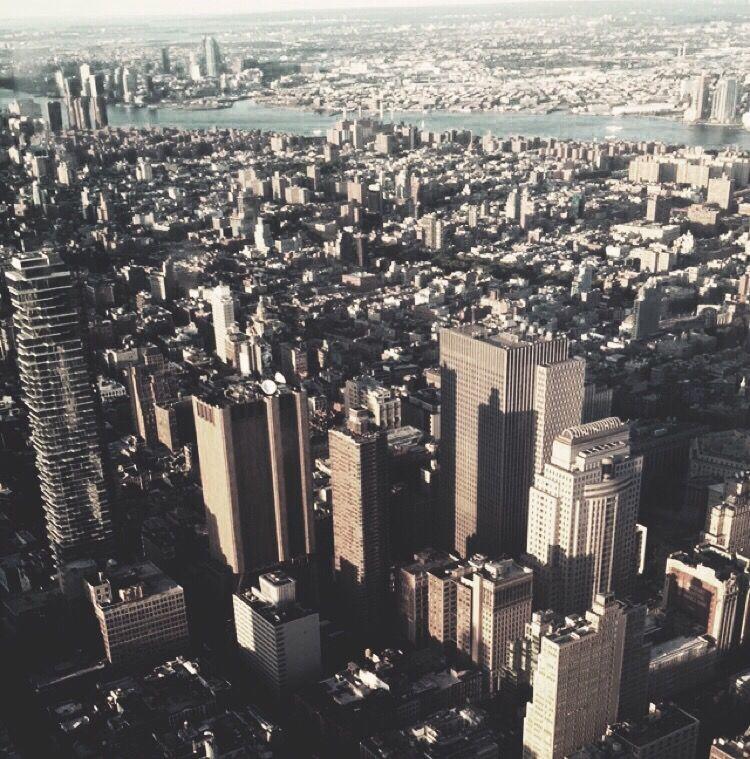 #rooftopview #nyc #bigcity