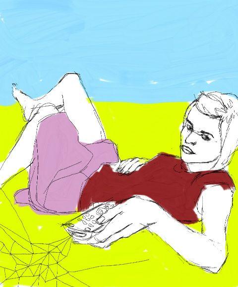 sketch drawing tv madewithpicsart