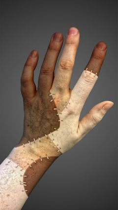 hand surreal